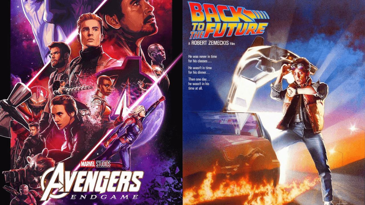 打臉《回到未來》時間旅行?用微科普角度看《復仇者聯盟 4:終局之戰》怎麼說首圖