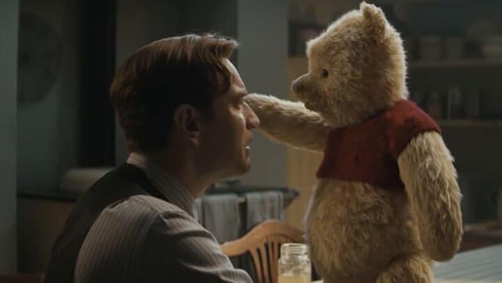 摯友維尼 影評 | 克里斯多福羅賓 與 維尼 之間的真摯友情。