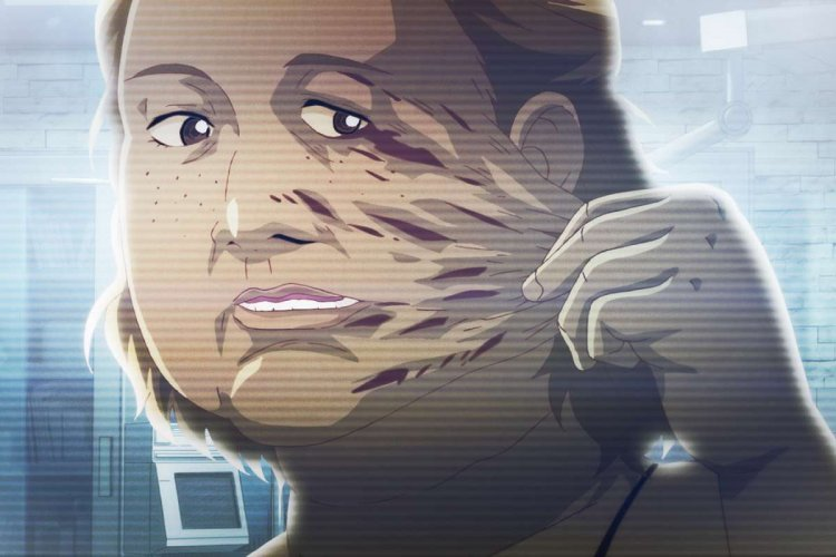 故事描述-其貌不揚的女主角-塗上能夠改頭換面的-整容液-並成為女神後所經歷的恐怖怪談
