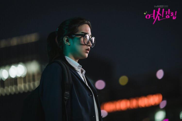 文佳煐在《女神降臨》中詮釋女主角「任朱靜」的情感超有層次