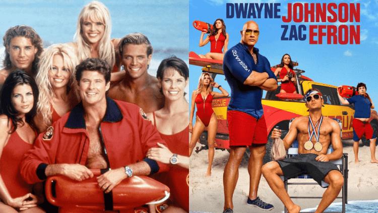 有機會看見全新《海灘遊俠》影集嗎?想重啟,得先跨過巨石強森電影版《海灘救護隊》這一關首圖