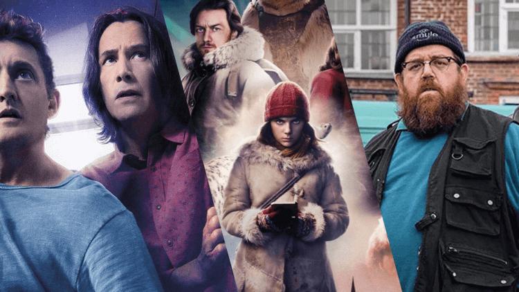 【Comic-Con@Home】《阿比和阿弟 3》《黑暗元素》及《抓鬼剋星》最新預告出爐!2020 聖地牙哥動漫展 12 部人氣影集、電影最新資訊整理首圖