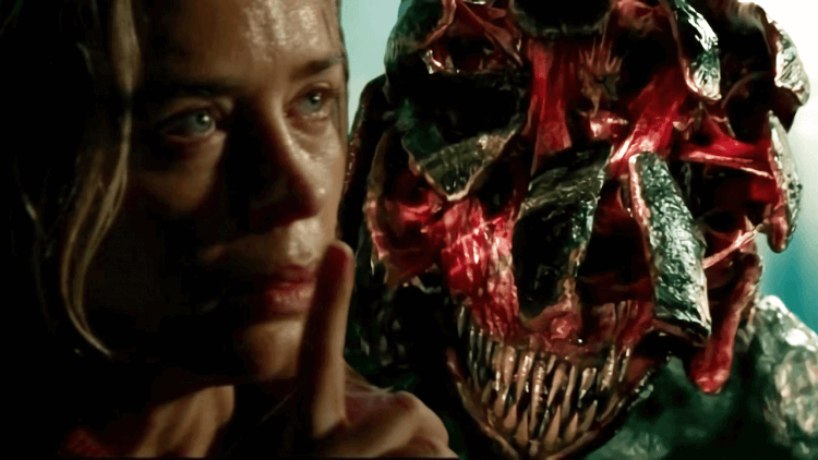 出聲即死的《噤界 2》演什麼?約翰卡拉辛斯基將讓觀眾見證怪物的起源首圖