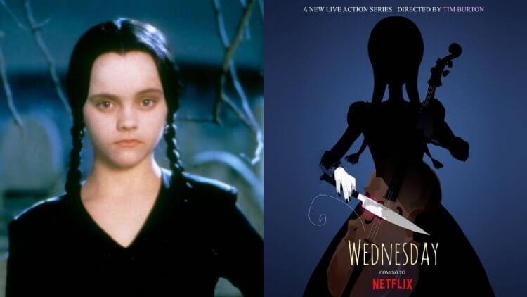 《阿達一族》陰鬱少女「星期三」溫絲戴當主角的真人影集,確定登上 Netflix 供線上看劇首圖