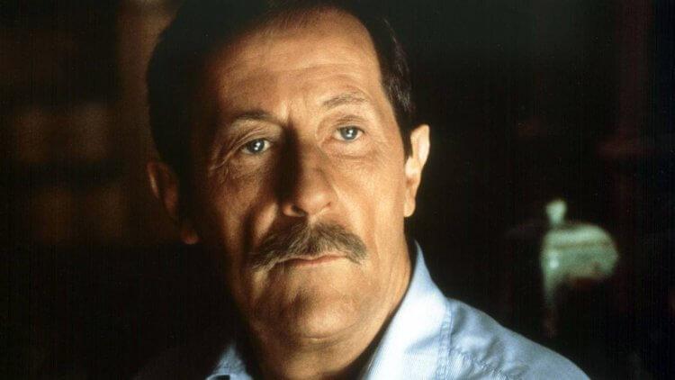 《理髮師的男人》電影劇照。
