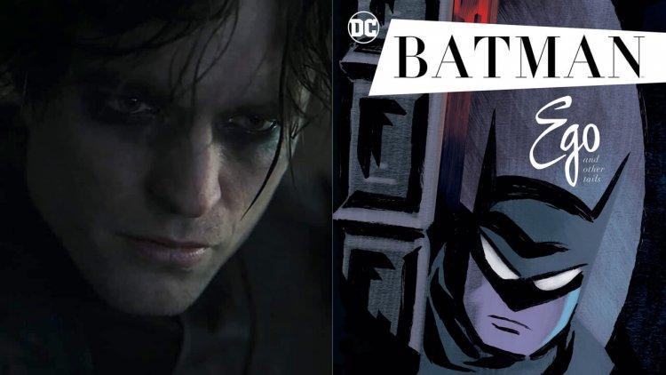 麥特李維斯的《蝙蝠俠》參考冷門漫畫《Batman: Ego》,並將與新的高譚警局影集同宇宙首圖