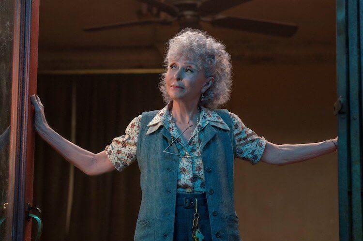 麗塔莫瑞諾驚喜客串《西城故事》。