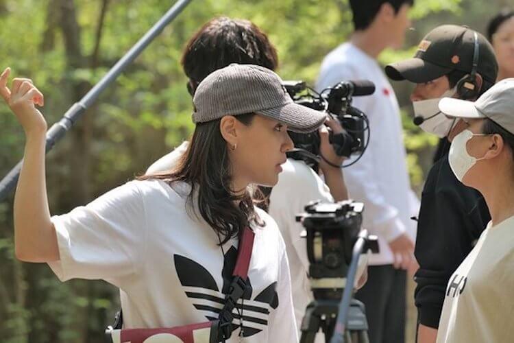 韓國影劇節目女導演方格伊。
