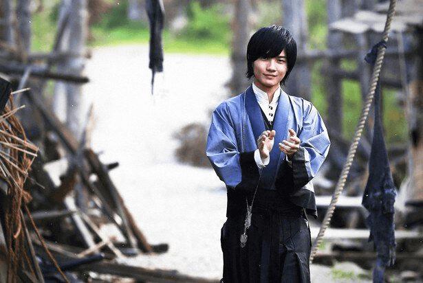 於電影《神劍闖江湖 京都大火篇》飾演宗次郎的神木隆之介