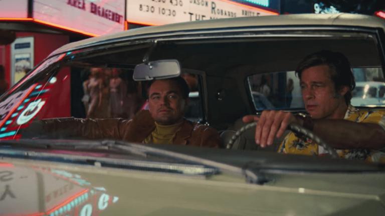 昆汀塔倫提諾《好萊塢殺人事件》預告上線!李奧納多與布萊德彼特重返60年代好萊塢