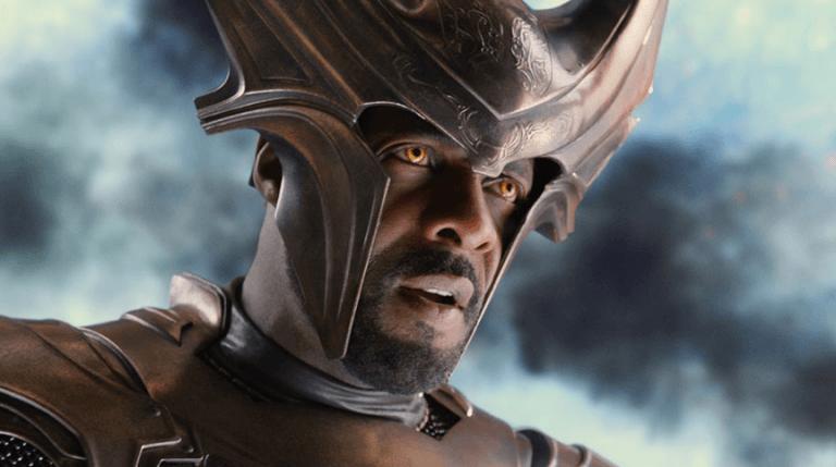 伊卓瑞斯艾巴 (Idris Elba)。