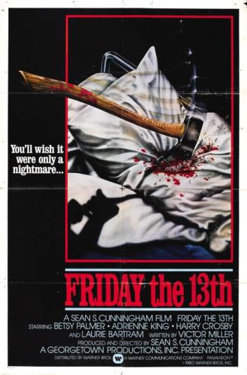 面具殺人魔傑森 的《13號星期五》: 手把手教你恐怖電影的黃金公式 (下)