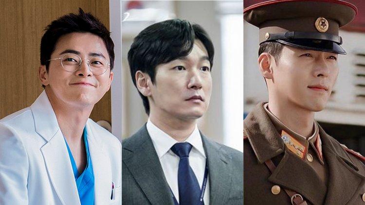 曹政奭、曹承佑、玄彬也入圍最佳戲劇演員名單