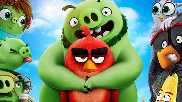 最強遊戲改編電影 ?《憤怒鳥玩電影 2:冰的啦!》有望獲爛番茄有史以來電玩改編電影最高評分首圖