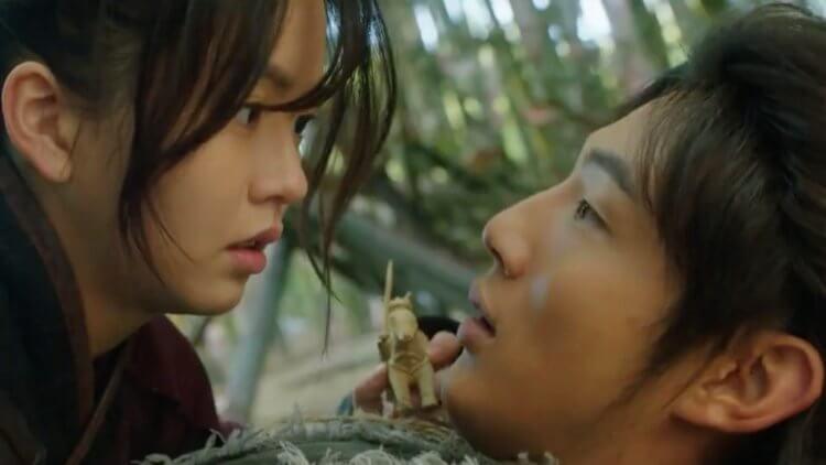 2021 年韓劇《月升之江》。