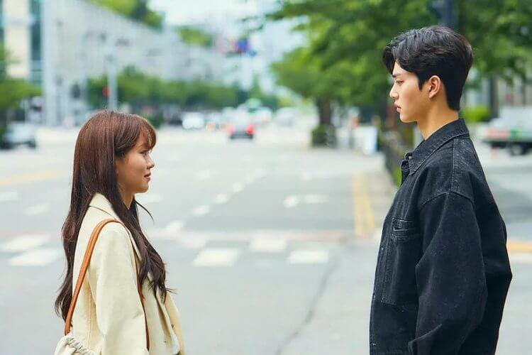 金所炫、宋江《喜歡的話請響鈴2》劇照。