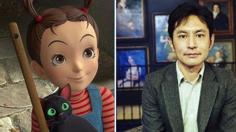 宮崎駿之子的豪賭:「宮崎吾朗」談他的 3D 動畫《安雅與魔女》,為何打破吉卜力 35 年來的 2D 動畫傳統?首圖
