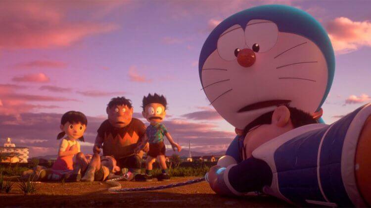 【影評】《STAND BY ME 哆啦A夢 2》:劇情整合不佳,感動度不比第一集的續作首圖