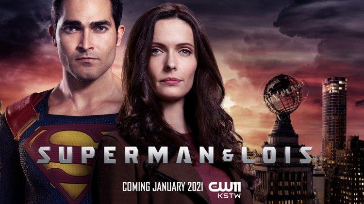 CW 電視劇《超人與露易絲》釋出全新預告!夫妻黨搬入小鎮照顧孩子,就算是「超人」還是得面對生活首圖