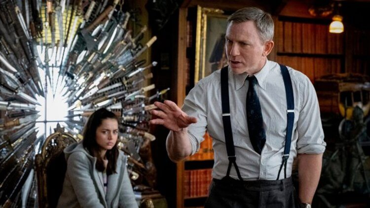 Netflix 以 4.5 億美金天價收購《鋒迴路轉》兩部續集發行權!「原班人馬」雷恩強生執導,丹尼爾克雷格回歸演出首圖