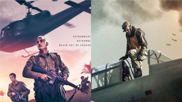 真實戰役還原鉅製!陸海空悍將們《108 悍將》《決戰中途島》接棒大銀幕首圖