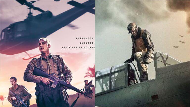 真實戰役還原鉅製!陸海空悍將們《108 悍將》《決戰中途島》接棒大銀幕