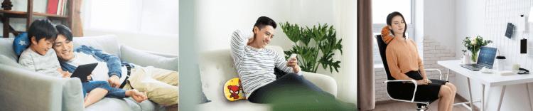 亞洲保健龍頭品牌 OSIM 與全球影迷喜愛的漫威角色強強聯手,推出暖摩枕漫威限定款。