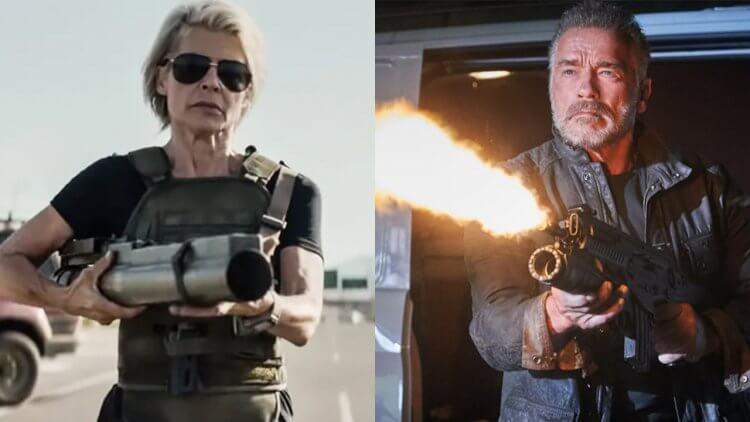 在《魔鬼終結者:黑暗宿命》中,琳達漢彌頓與阿諾史瓦辛格將武裝回歸。