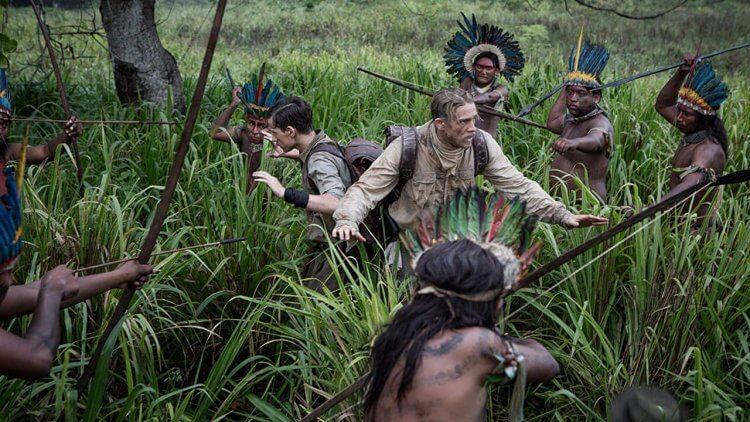 布萊德彼特監製,真實故事改編電影《失落之城》由查理漢納、湯姆霍蘭德飾演前往亞馬遜叢林便不復返的探險家父子。