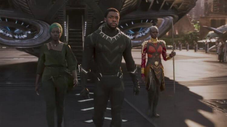 《黑豹》(Black Panther)