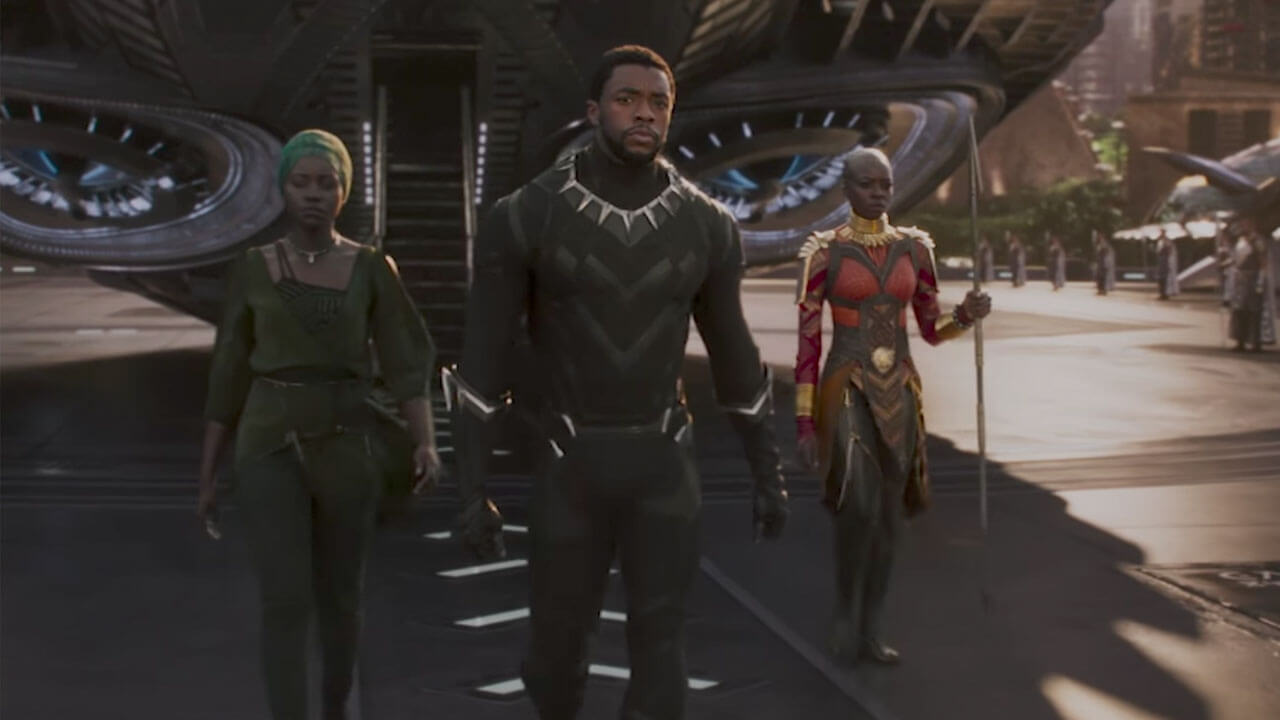 【影評】《黑豹》(Black Panther):有血有肉的漫威英雄片