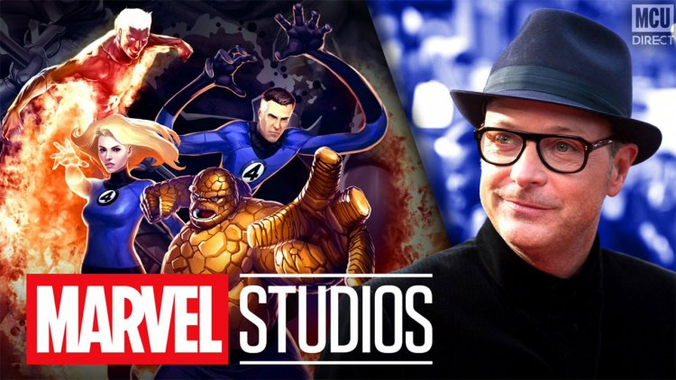 這個「很漫威」的導演馬修范恩,加入漫威有條件:給他超人家庭《驚奇 4 超人》首圖