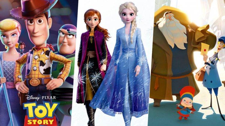 前進奧斯卡!2020 年最佳動畫入圍前瞻(三):好萊塢動畫大廠與網飛  -《玩具總動員 4》 《冰雪奇緣 2》《阿達一族》…首圖