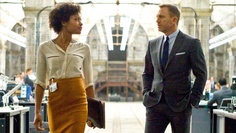 龐德女郎當主角?傳巴瑞賈金斯有意執導 007「曼妮潘妮」娜歐蜜哈瑞絲主演外傳電影