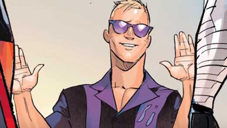 漫威神射手的新對象是「她」! 最新漫畫《鷹眼:自由落體》中與「夜班護士」琳達卡特的感情曝光