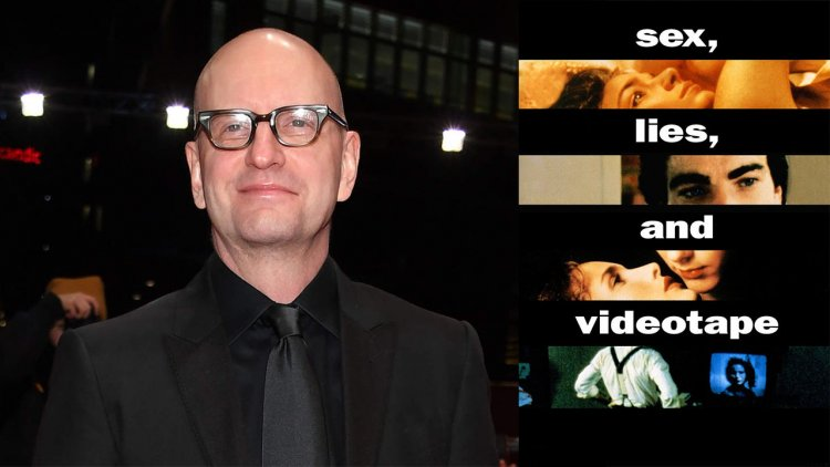 勤勉代表!史蒂芬索德柏已在武漢肺炎期間完成三部劇本,其中包含代表作《性、謊言、錄影帶》的續集首圖