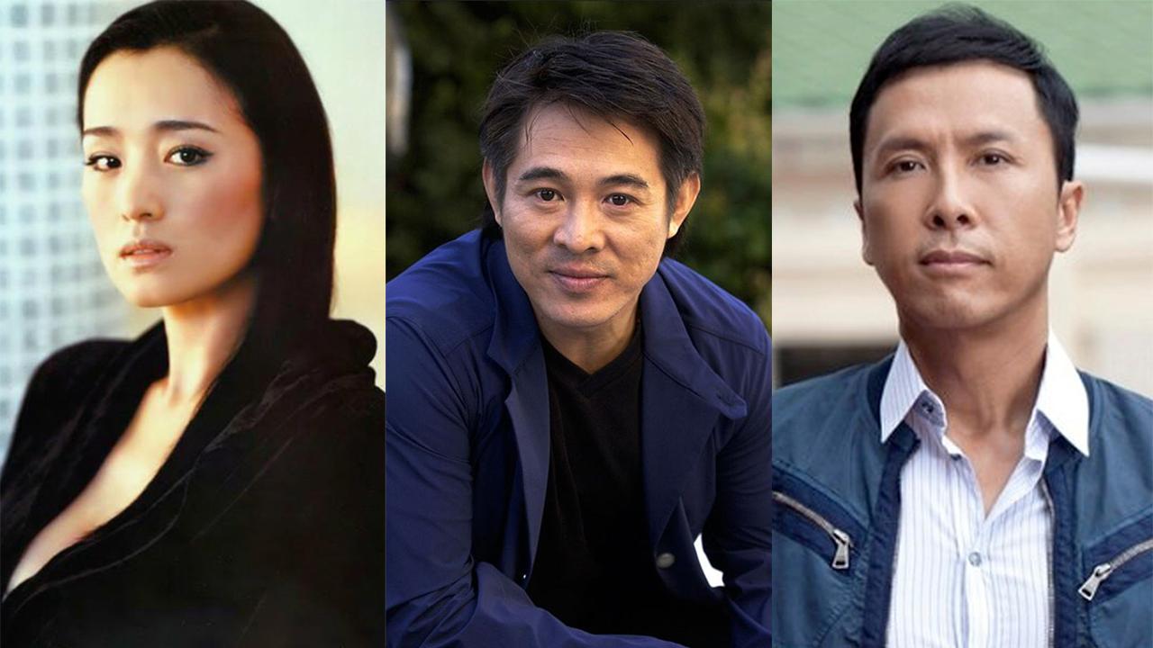 鞏俐 李連杰 甄子丹 等豪華亞裔卡司都將在真人版《 花木蘭 》中出現。