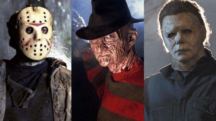 美國經典恐怖片三大殺人魔——《13 號星期五》傑森、《半夜鬼上床》佛萊迪、《月光光心慌慌》邁爾斯
