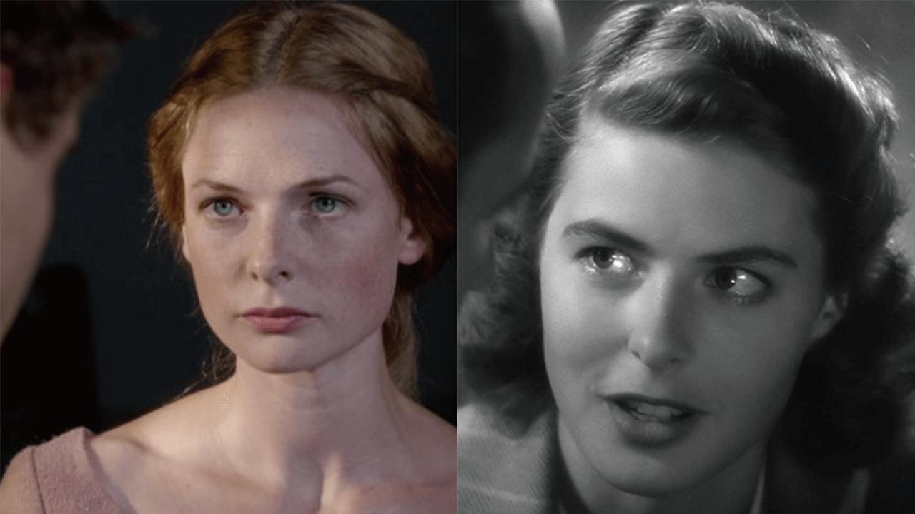 兩個伊爾莎?《不可能的任務》蕾貝卡弗格森與傳奇女星英格麗褒曼的相連之處