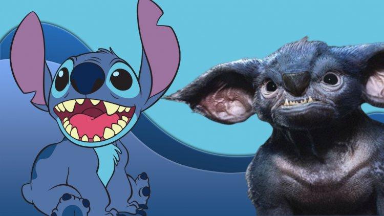 Disney+ 即將製作《星際寶貝》(Lilo & Stitch) 真人版電影並播映,國外網友自行製作了示意圖。