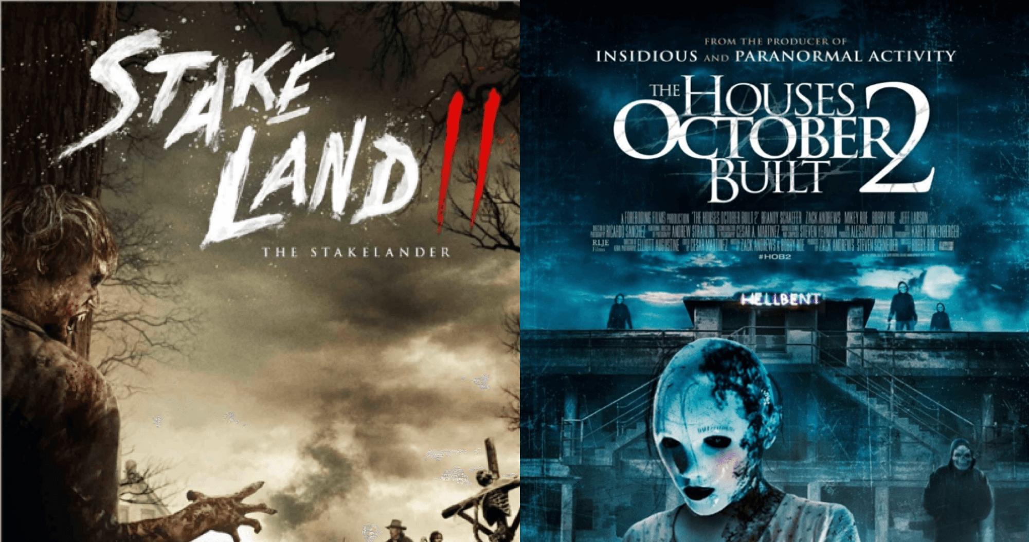 【專題】恐怖系列:12 部逼出你極致恐懼的電影 ( 5 )《末日血戰》《無限鬼屋挑戰》首圖