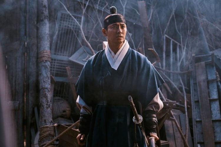 朱智勳《屍戰朝鮮》
