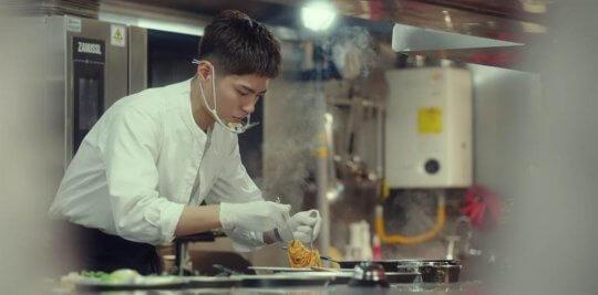 朴寶劍曾客串朴敘俊主演韓劇《梨泰院Class》