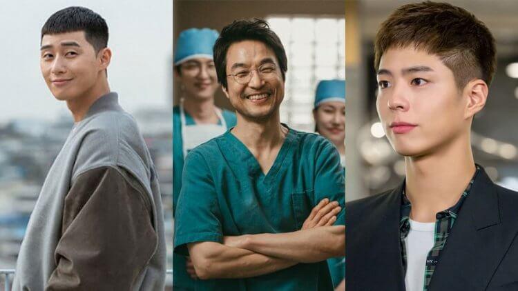 朴敘俊、韓石圭、朴寶劍也入圍2020最佳演員