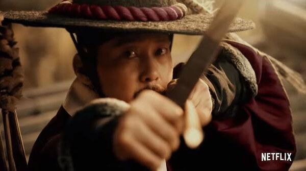 朴秉恩飾演的「御營大將」將在外傳扮演重要角色