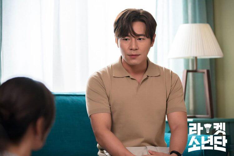 李奎炯將在《羽球少年團》最終回客串演出