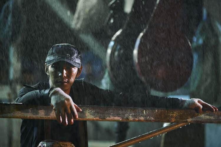 李李仁在電影《嗨!神獸》演出愛子心切的討海人爸爸