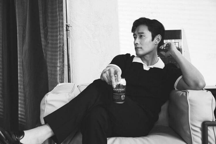 前進好萊塢的韓星李炳憲。