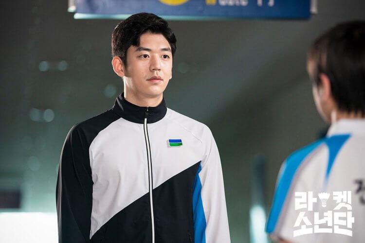 南韓羽球國手李龍大現身《羽球少年團》,讓許多觀眾又驚又喜