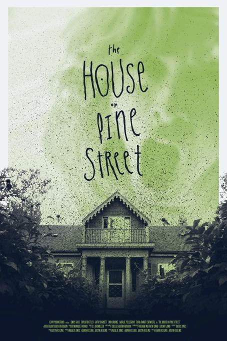 《松樹林陰宅》(The House on Pine Street) 電影海報